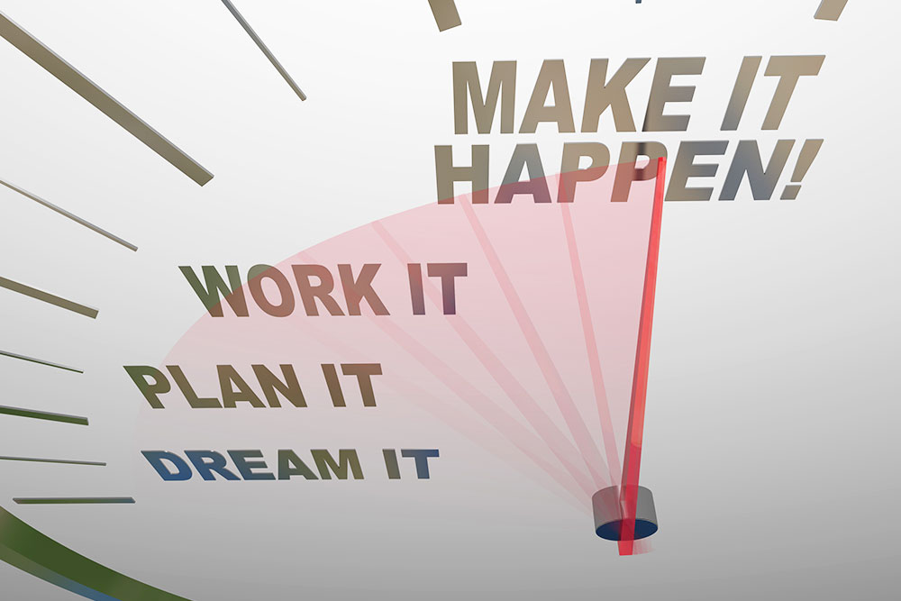 The dream that became reality oasis movement for Planning your dreams org