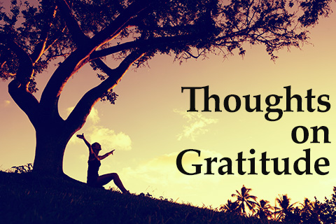thoughts on gratitude after addiction recovery